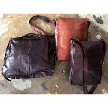 Kernelæder tasker
